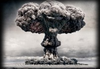 American Atomic bomb on Hiroshima